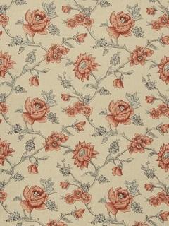 Fabricut Fabric - Bouton De Rose - Rose 1648601