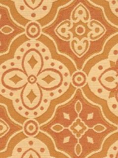 Fabricut Fabric - Amalfi - Coral Reef 3385303