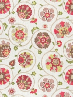 Greenhouse Fabric - A7605 - Citrus