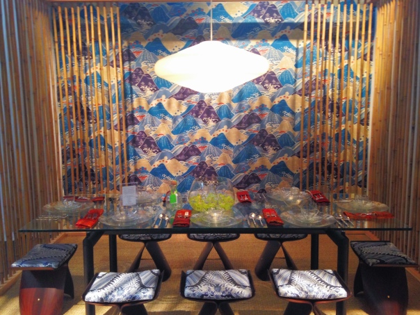Beacon Hill DIFFA Architectural Digest Home Show Table