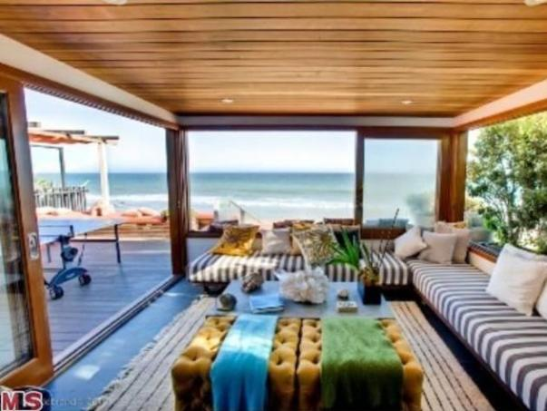 charlize theron malibu private beach la costa deck outdoor space