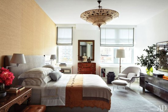 Julianna Margulies Bedroom Interior Decor