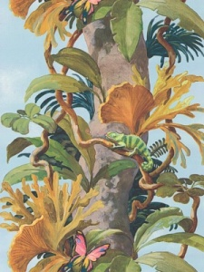York Wallpaper - Jungle Tree Trunk - JV6208BYK