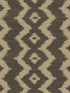 Ralph Lauren Fabric - Colonsay Ikat - Sepia LCF65615F