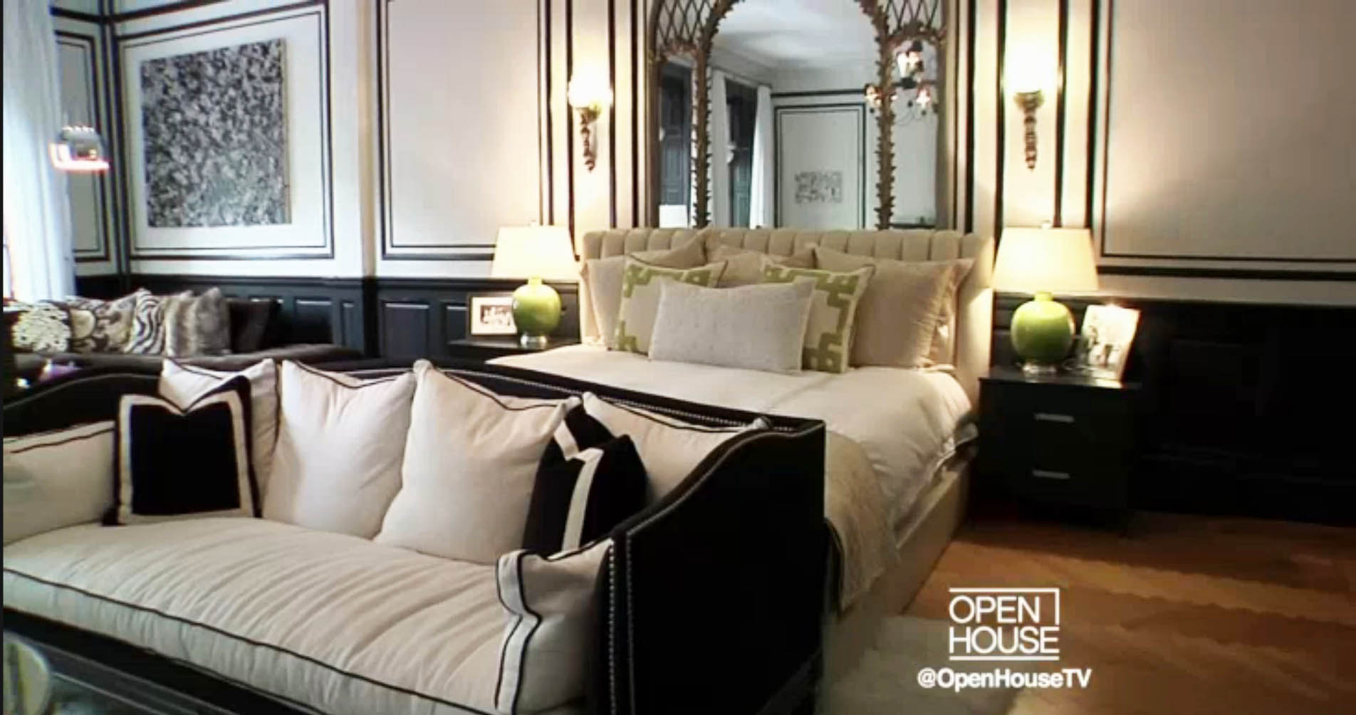 New York City Bedroom Decor Real Housewives Of New York City A Look At The Homes Of Luann De