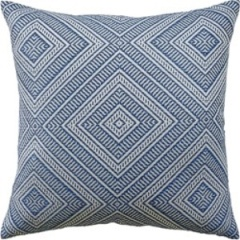 Ryan Studio Pillow - Tortola - Marine
