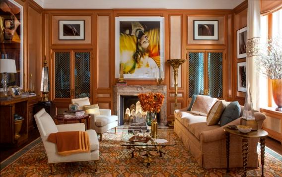Kips Bay Decorator Show House 2014 NYC Cullman & Kravis
