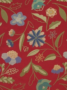 B. Berger Fabric - 1847-46 Pimento