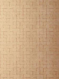 Schumacher Wallpaper - Ara - Bronze 5003413