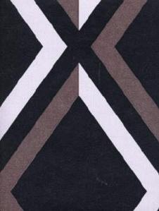 Cole & Son Wallpaper - Pempeian - Black 66_3019_CS