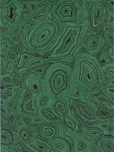 Cole & Son Wallpaper - Malachite - Green 77_7024_CS
