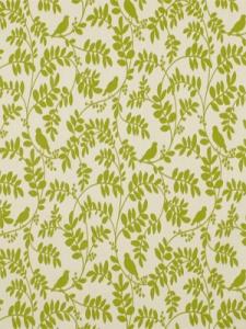 Robert Allen Fabric - Botany Flora - Leaf