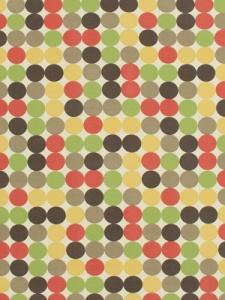 Robert Allen Fabric - Dotscene - Spring