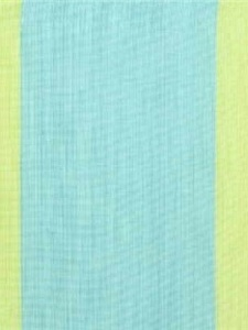 Groundworks Fabric - Moremi Sheer - Aqua/Lime GWF-2717_523_0