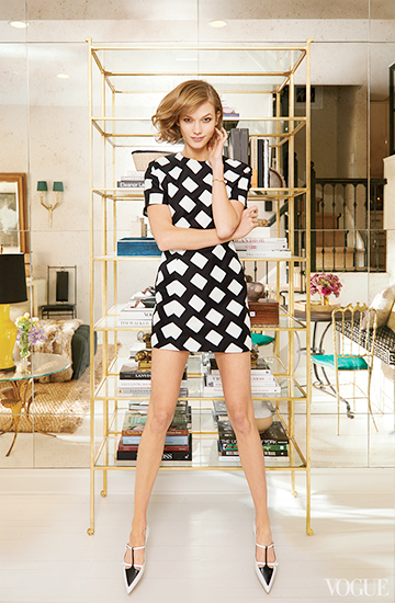 Karlie Kloss Home Decor