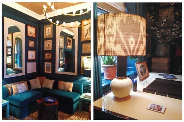 Kips Bay Decorator Show House NYC 2014 Markham Roberts Interior Decor