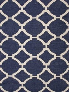 Jaipur Rug - Rafi - Blue/Ivory MR44