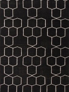 Jaipur Rug - Abdel - Black/Ivory MR71