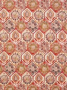 Pindler & Pindler Fabric - Laurita - Crimson Pdl P1273-Crimson
