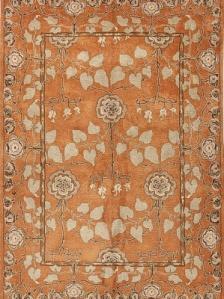 Jaipur Rug - Rodez - Orange/Green PM57