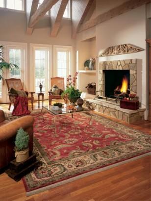 traditional rug - Karastan 2