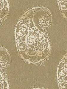Kravet Fabric - Paisley Delight - Driftwood 31941_11_0