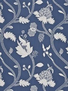 GP&J Baker Fabric - Cressida - Delft BF10344_4_0