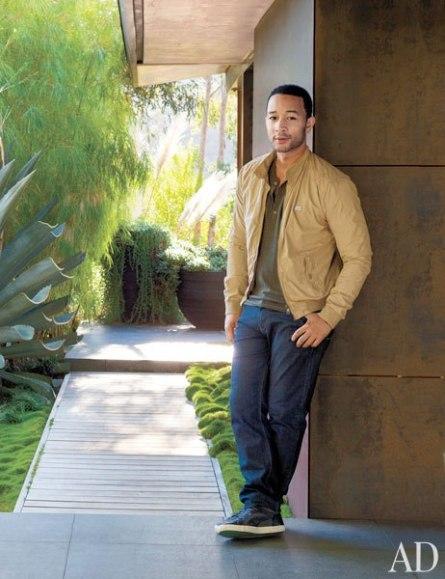 John Legend L.A. Home Decor