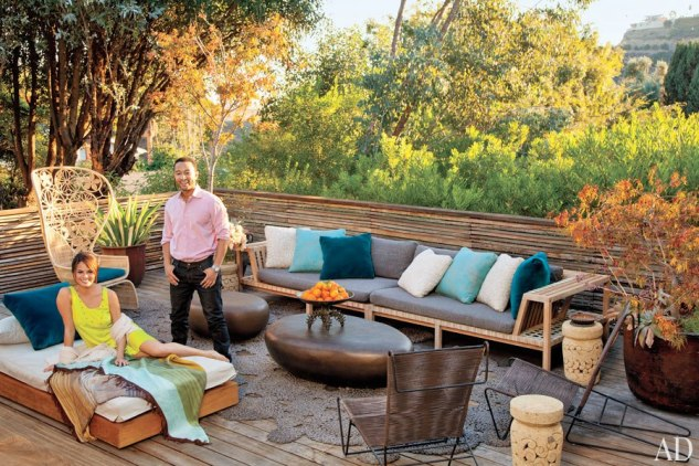 John Legend LA Home Decor Outdoor