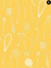 Wallpaper: York's Kitchen Contour KB8595