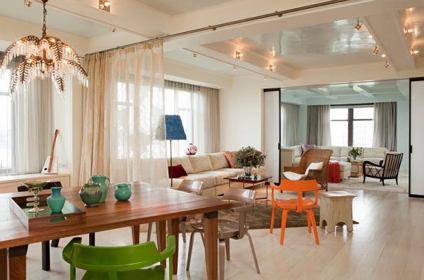 sheer curtains drapery summer interior decor