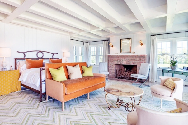 Billy Joel Hamptons Home Designed by Nate Berkus