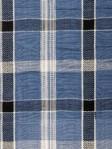 Duralee Fabric 32102-5 Blue Plaid Fabric