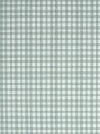Greenhouse Fabric Seafoam Check A3480