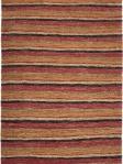 Surya Rug Stripe Orange doc1027-58