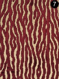 Fabric: Mulberry Dante Velvet Red FD666_V106_0