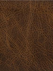 Kravet Leather - FARGO - REDWOOD