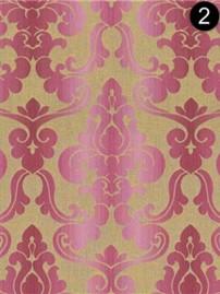 Fabric: Baker Lifestyle - Bartizan Pink PF50016_404_0