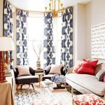 Tasteful Red, White & Blue Decor: Not Just For Independence Day