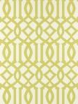 Schumacher Wallpaper Imperial Trellis - Citrine 2707213