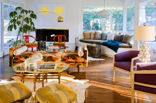 Julie Bowen Home Decor Interior