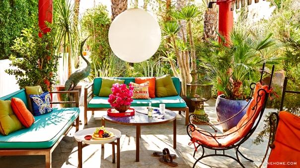 staycation parker palm springs hotel designer jonathan adler