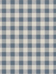 Stroheim Fabric BIRON STRIE CHECK - Aegean 6341407