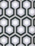 Cole & Son Wallpaper HICKS HEXAGON SAGE/GR 66_8055_CS