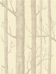 Cole & Son Wallpaper Woods Beige/Cream Wallpaper 69_12148_CS