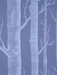 Cole & Son Woods Ivory/Lilac Wallpaper 69_12151_CS