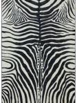 Karastan Panache Serengeti Gallery Black Rug 9826-90071