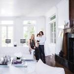 A Sneak Peek Into Rachel Zoes Family Home