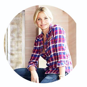 Cameron Diaz Home Decor Kelly Wearstler