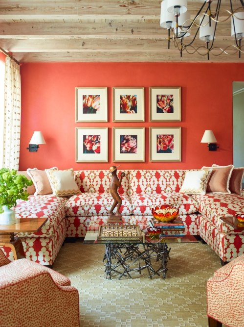 Ellie cullman interiors design decor designer color trend tips idea inspiration living room